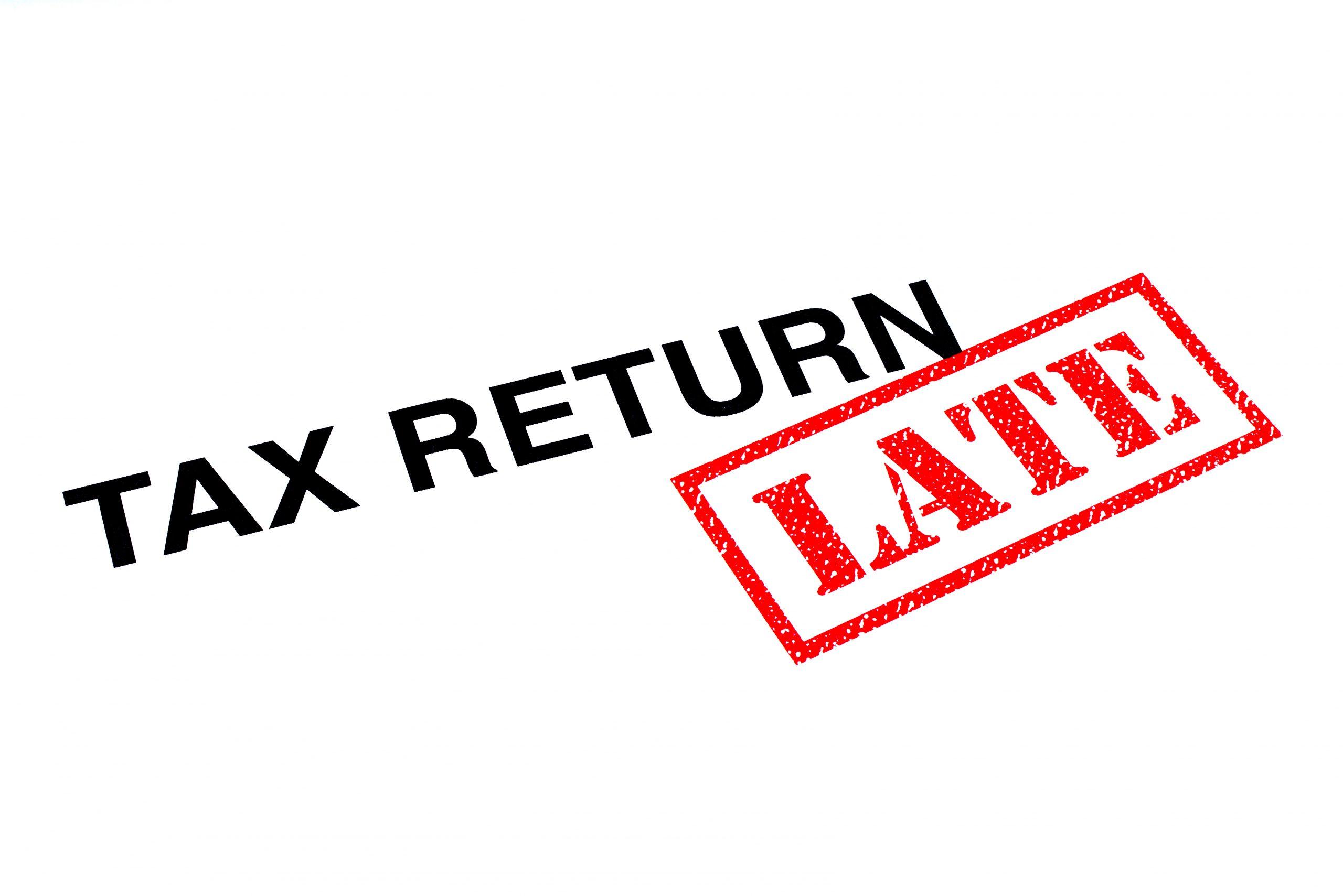 late tax return filing cpa minnesota